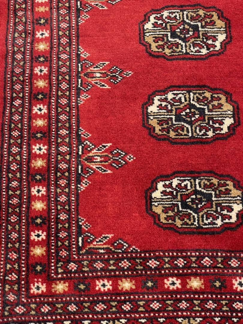Chodnik Wełniany Pakistan Bokhara Red 61 x 91