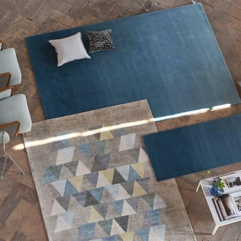 Dywan Designers Guild Padua Azure