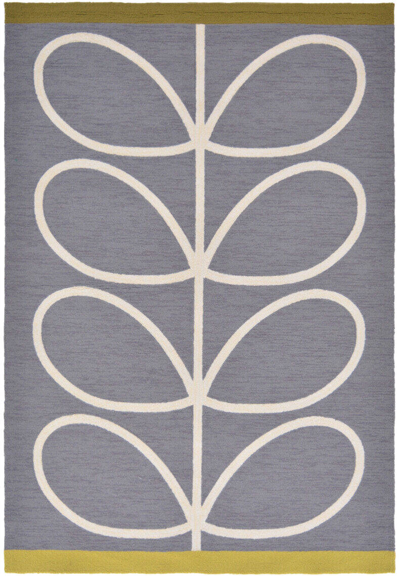 Dywan Orla Kiely Giant Linear Stem Slate 460605