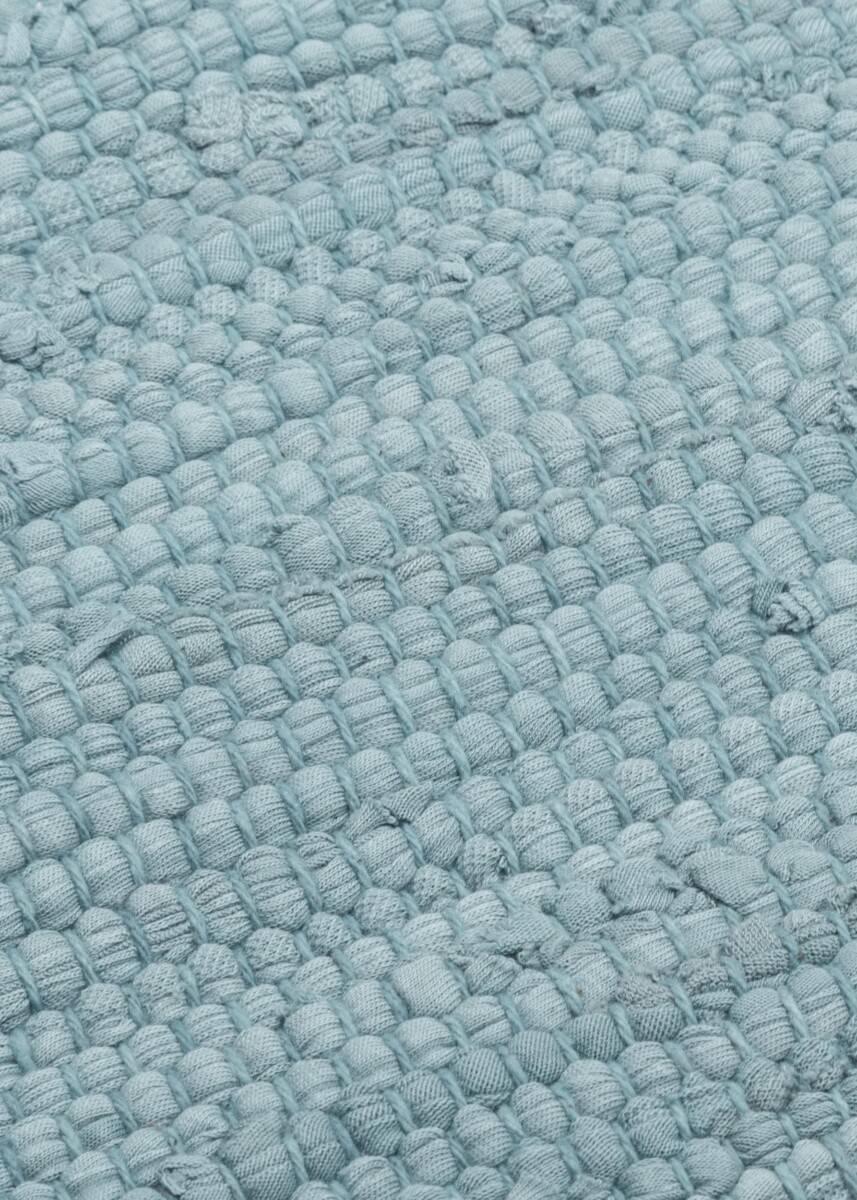 Dywan Rug Solid Cotton Rug Daydream Blue