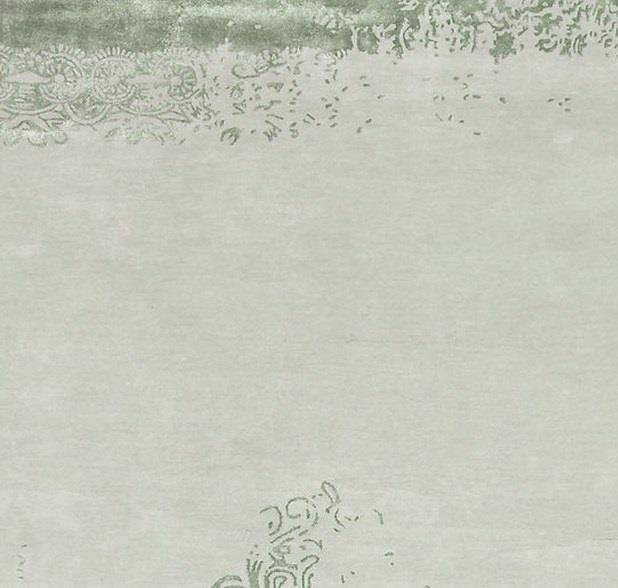 Dywan Sirecom Tappeti Icon -DRAGONFLY GREEN cod. 006 71
