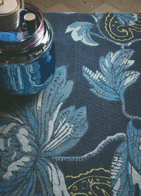 Dywan Wedgwood Home Fabled Floral Navy