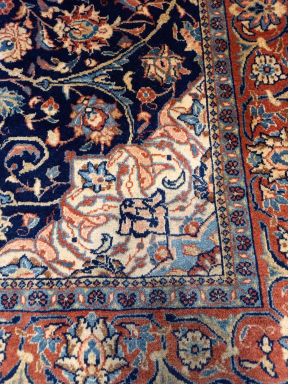 Dywan Wełniany Iranian Unique sarough 135 x 218