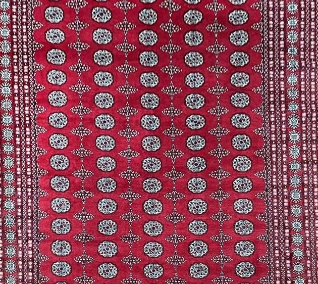 Dywan Wełniany Pakistan Buchara 248x174