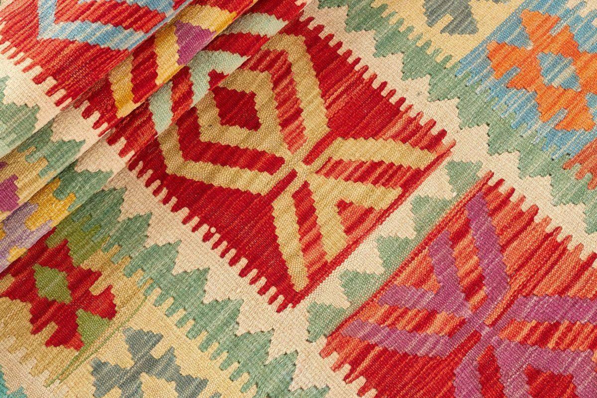 Dywan kilimowy  Afghan Kelim 1414120 80x393cm