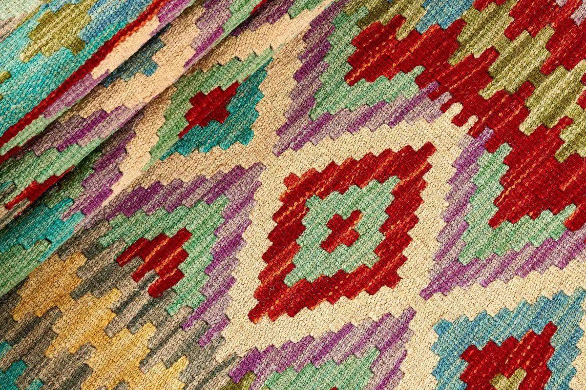 Dywan kilimowy  Afghan Kelim 1414316 87x316cm