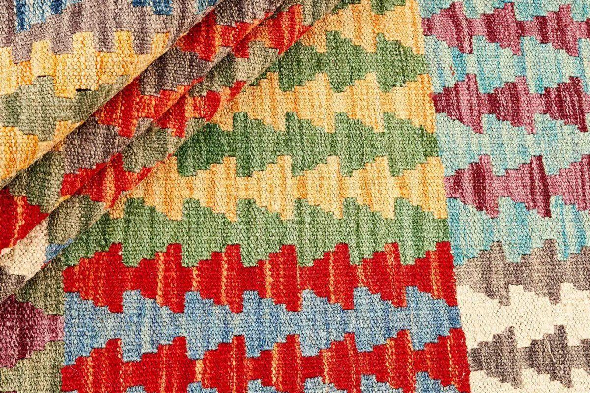 Dywan kilimowy  Afghan Kelim 1414770 208x299cm