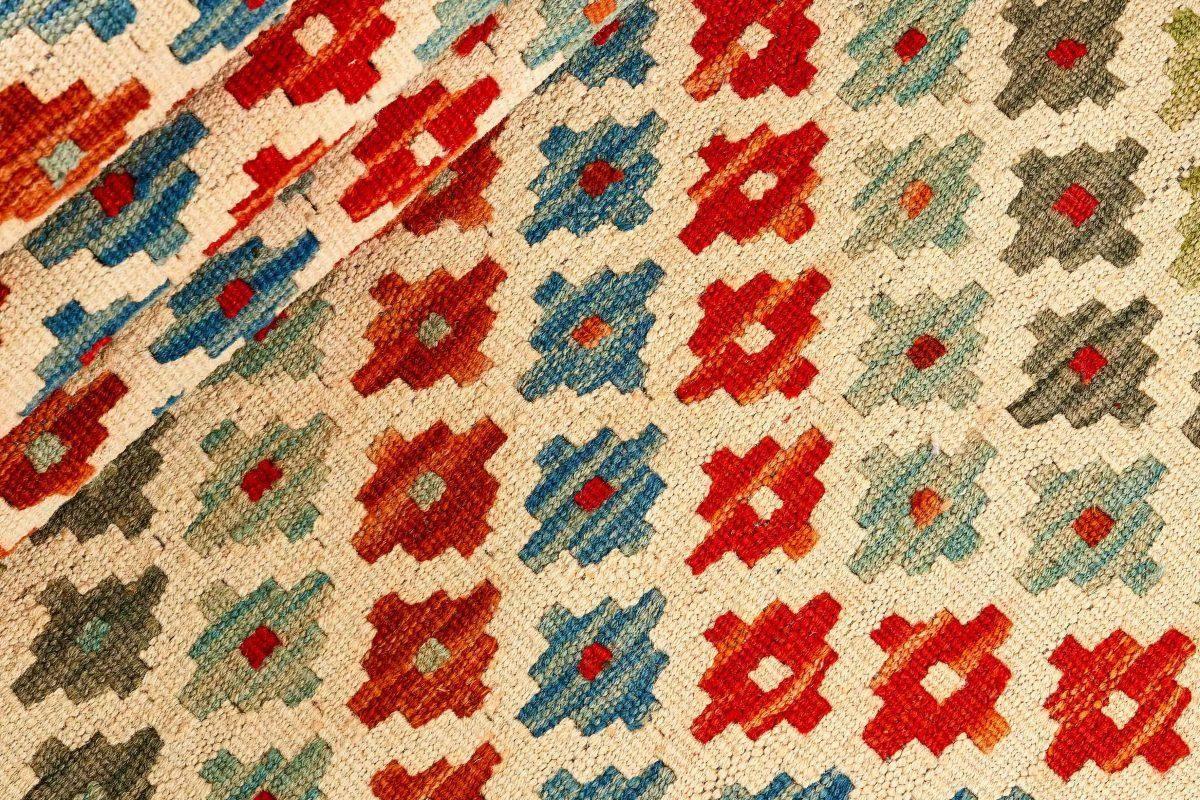 Dywan kilimowy  Afghan Kelim 1419454 69x208cm
