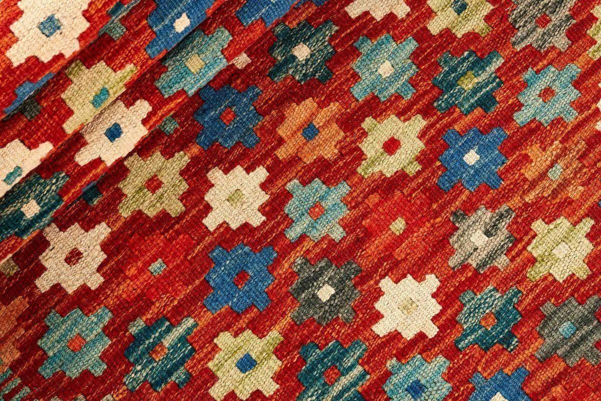 Dywan kilimowy  Afghan Kelim 1419758 77x252cm
